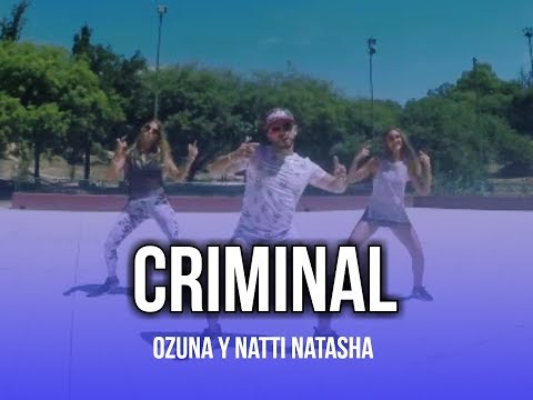 Criminal - Natti Natasha X Ozuna | KF Dance | Coreografía Zumba®)
