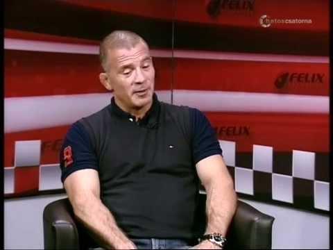 Birkózás, szabadfogás: Gulyás István volt a Dinó Sporthíradó vendége
