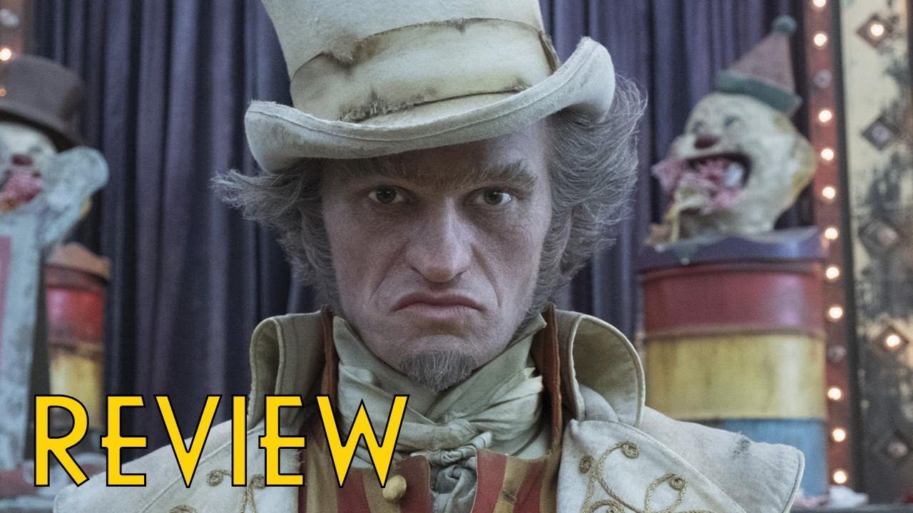 Download THE CARNIVOROUS CARNIVAL A Series of Unfortunate Events S2 Episodes 9 & 10