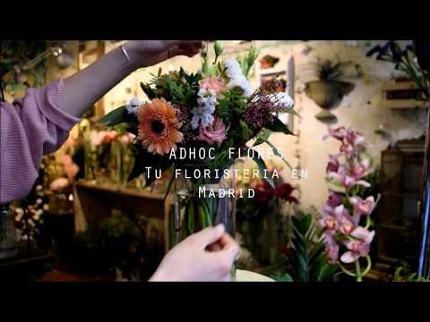 Floristería Madrid Adhocflores Flores Y Bodas Apps On