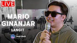 MARIO GINANJAR - LANGIT | LIVE PERFORMANCE |BISIK bersama Mario Ginanjar | Always HD