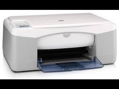 HP F300 / F380 PRINTER - BLINKING & ERROR
