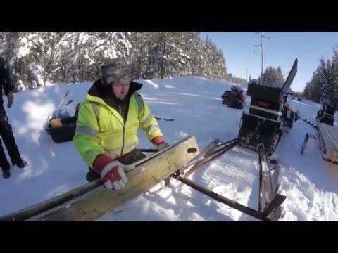 Canadian Fishing Trips | Winter Adventure