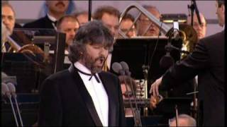 Andrea Bocelli-La Donna E Mobile - Rigoletto- American Dream - Statue Of  The Liberty Concert