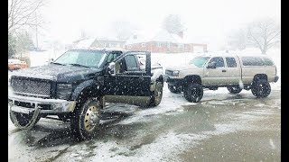 duramax-saves-the-big-ford-in-a-blizzard-dmax-vs-raptor-snow-drag-race