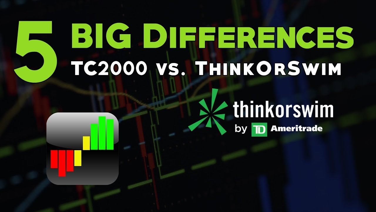Tc2000 vs thinkorswim forex residential real estate investment services