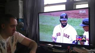 2017 ALDS - Red Sox v. Astros (Game 3)(Bottom of 2nd Inning)(Live Commentary)