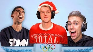 WHO WILL WIN THE WINTER OLYMPICS?!?