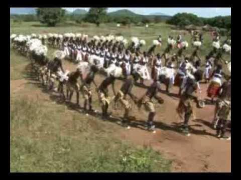 Acholi History and Tradional Dance (Ker Kal Kwaro)