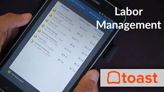 Toast offers labor management software designed to save you time by automatically tracking each employee's hours, pay, and productivity, simplifying end-...