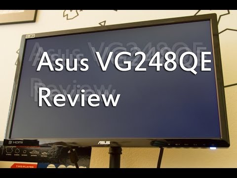 how to remove monitor stand asus vg248qe