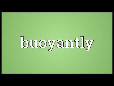Header of buoyantly