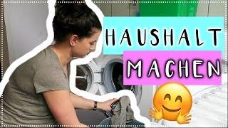 HAUSHALT MACHEN | VLOG | FILIZ