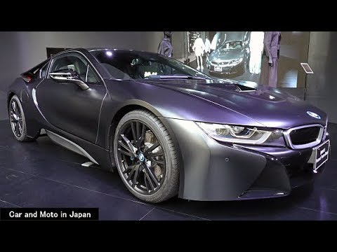 bmw i8 protonic frozen black special black edition youtube. Black Bedroom Furniture Sets. Home Design Ideas