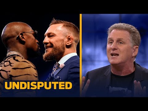 Thumbnail: Michael Rapaport weighs in on Mayweather v. McGregor | UNDISPUTED