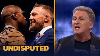 Michael Rapaport weighs in on Mayweather v. McGregor | UNDISPUTED