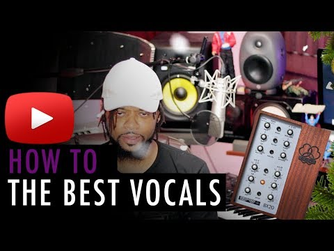 How To Mix The Best Lead Vocals