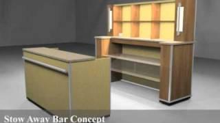Impact Group Inc. - Stow Away Bar Concept