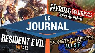 Du gameplay d'Hyrule Warriors : L'Ère du Fléau 🤩🎮 | LE JOURNAL