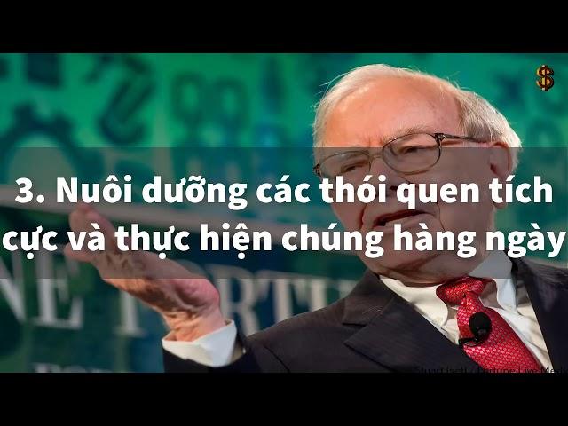 Warren Buffett  7 th? càng ??u t? càng nhi?u Càng thành công và giàu có
