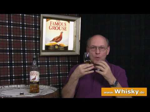 Whisky Verkostung: Famous Grouse