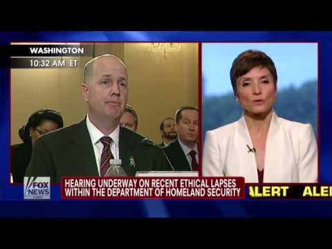 Department of Homeland Security corruption hearing