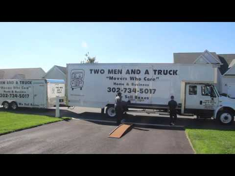 Movers in Dover, DE | TWO MEN AND A TRUCK