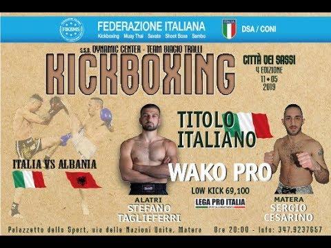 Kickboxing Città dei Sassi IV edizione