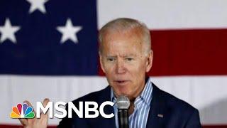 Joe Biden Maintains Lead In South Carolina   Morning Joe   MSNBC