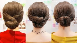 27 BUN Hairstyles for Back To School | Prom HEATLESS Hairstyles! 👌 Best Hairstyles for Girls #136