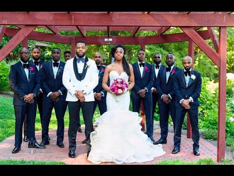 Vlog   Nigerian Wedding - Nky & Law #Nkechi16