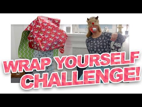 Download Youtube: Wrap Yourself Sister Challenge!