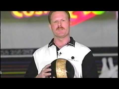 Brunswick Quantum Helix Bowling Ball Layout Video