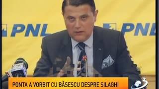 PNL il vrea pe Silaghi la Ministerul Transporturilor