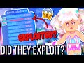 IS ONE OF THE HIGHEST LEVEL PLAYERS *EXPLOITING* IN ROYALE HIGH? ROBLOX Royale High Community Tea