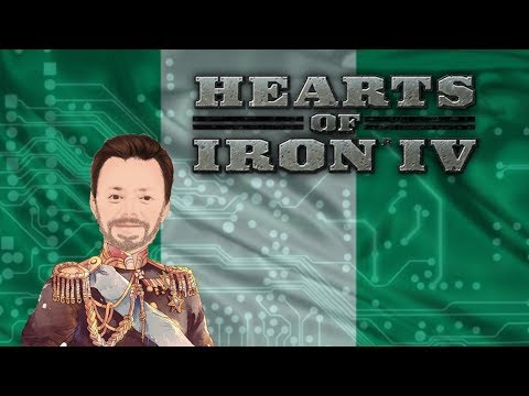 Hearts of Iron 4 | Modern Day Mod | Nigeria | Episode 4 | Resources!