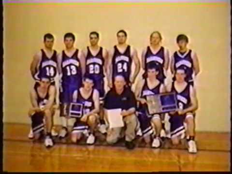UW Marshfield Wood County 2002 2003 basketball Highlights