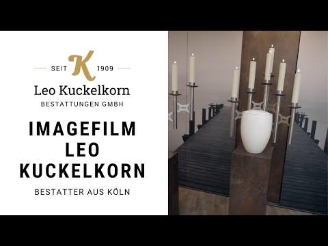Bestattungsinstitut Aus Köln-Klettenberg: Leo Kuckelkorn (2018) [Imagefilm]