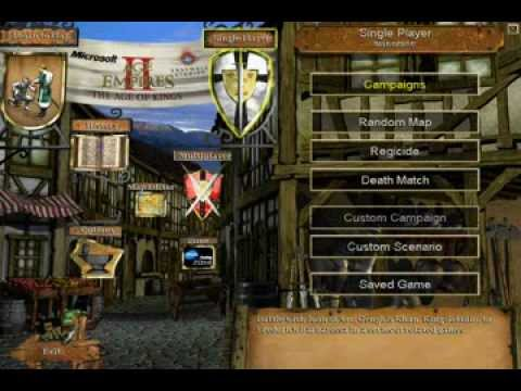 age of empires 2 saved games location