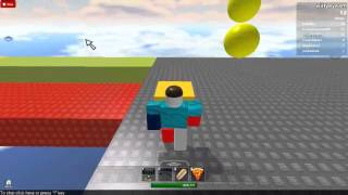ROBLOX feed mArio or get eaten obby PART 1