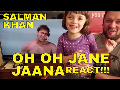 OH OH JANE JAANA Song Reaction!!!