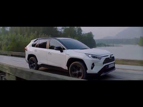 The all-new Toyota RAV Hybrid