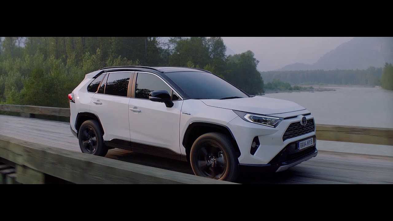the all new toyota rav4 hybrid 2019 youtube. Black Bedroom Furniture Sets. Home Design Ideas