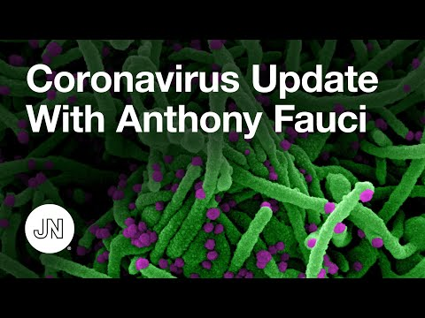 Coronavirus Update With Anthony S. Fauci, MD - September 25, 2020