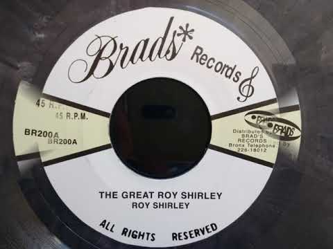 THE GREAT ROY SHIRLEY / HOLD THEM PLUS ONE - Roy Shirley.