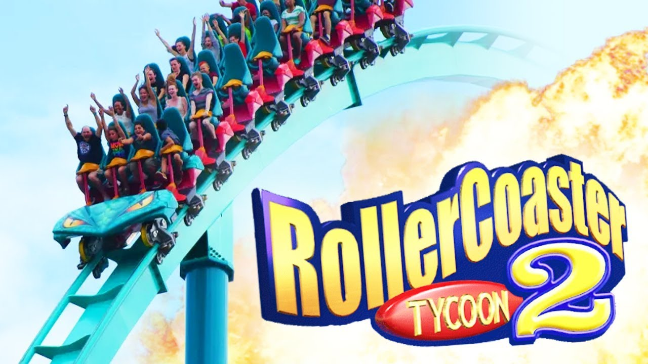 RollerCoaster Tycoon: The Worst Park Ever