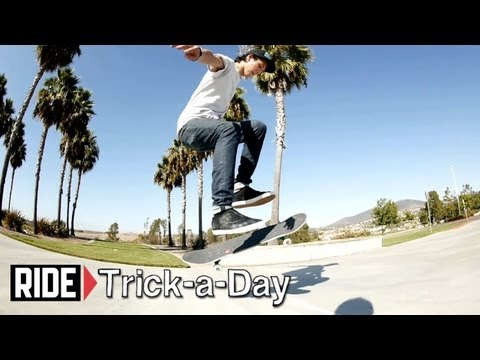 How-To Skateboarding: Switch Big Spins with Spencer Nuzzi