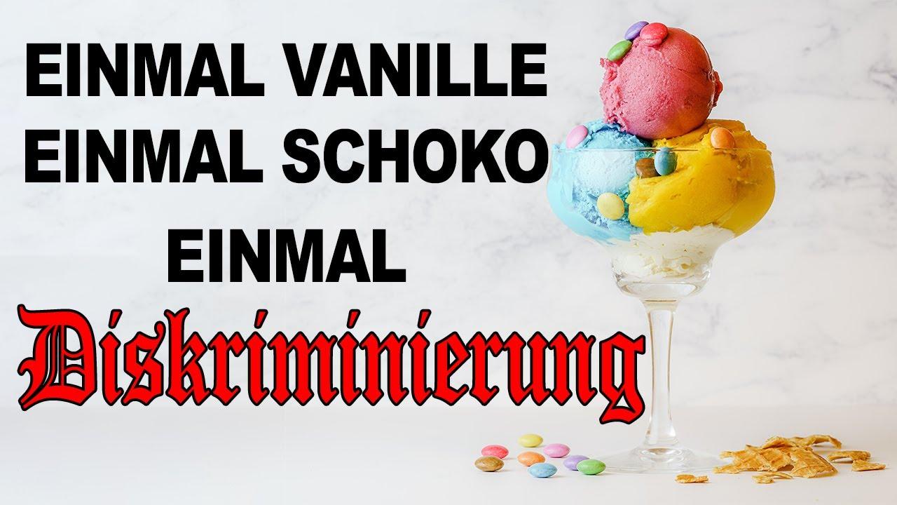 Eis essen ist diskriminierend! - YouTube
