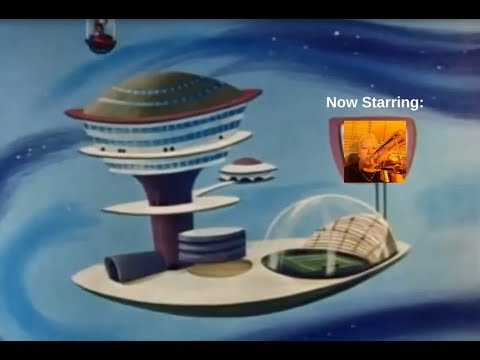 The Jetsons Theme Intro opening song HQ DIGITALLY REMASTERED by Kurt Thompson