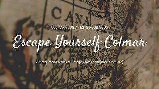 Escape Game à Colmar : Escape Yourself 3 rue de Ribeauvillé à Colmar